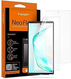 Spigen Neo Flex designed for Samsung Galaxy Note 10 PLUS/Note 10+ 5G Screen Protector [2 Pack] - In-screen Fingerprint sen...