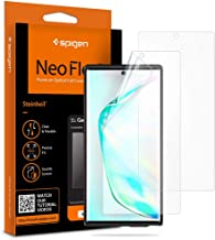 SPIGEN Neo Flex HD Screen Protector Designed for Samsung Galaxy Note 10 Plus (2019) Clear Film [2-Pack] - Clear