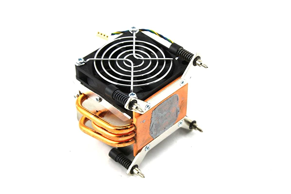 Genuine HP XW4400 Computer Heatsink and Fan Combo WorkStation 4-Pin Connector 433254-001 432923-001