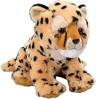 "Wild Republic Cheetah Cub Plush, Stuffed Animal, Plush Toy, Gifts for Kids, Cuddlekins 12"""