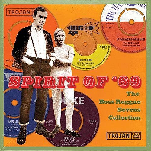 Spirit Of '69: The Boss Reggae Sevens Collection [Vinilo]