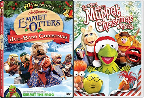 Emmet Otter's: Jug-Band Christmas / It's a Very Merry Muppet Christmas Movie (Double Feature)