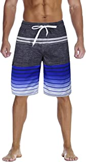 Nonwe Men's Beachwear Summer Holiday Swim Trunks Quick...