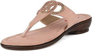 SOLES Women Pink Espadrille Wedges