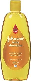 JOHNSONS Baby Champú Gold 300 ml