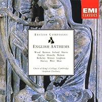 English Anthems (British Composers) (2003-12-05)