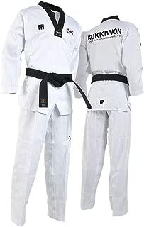 Mooto BS4 Kukkiwon/Kukkiwon Demo Team Official Uniforms WTF Taekwondo DoBok 1 to 7