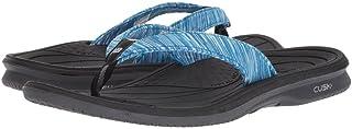 (ニューバランス) New Balance レディース シューズ?靴 サンダル?ミュール Cush+ Heathered Thong [並行輸入品]