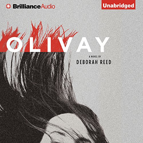 Olivay audiobook cover art