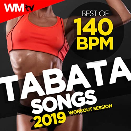 Best Of Tabata 140 Bpm Songs 2019 Workout Session (20 Sec