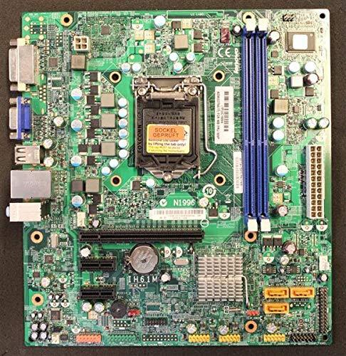 Lenovo IH61M Ver.4.2 Intel H61 Mainboard Micro ATX Sockel 1155#37819