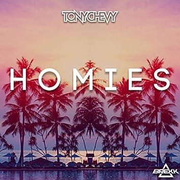 Homies (feat. Brekk)