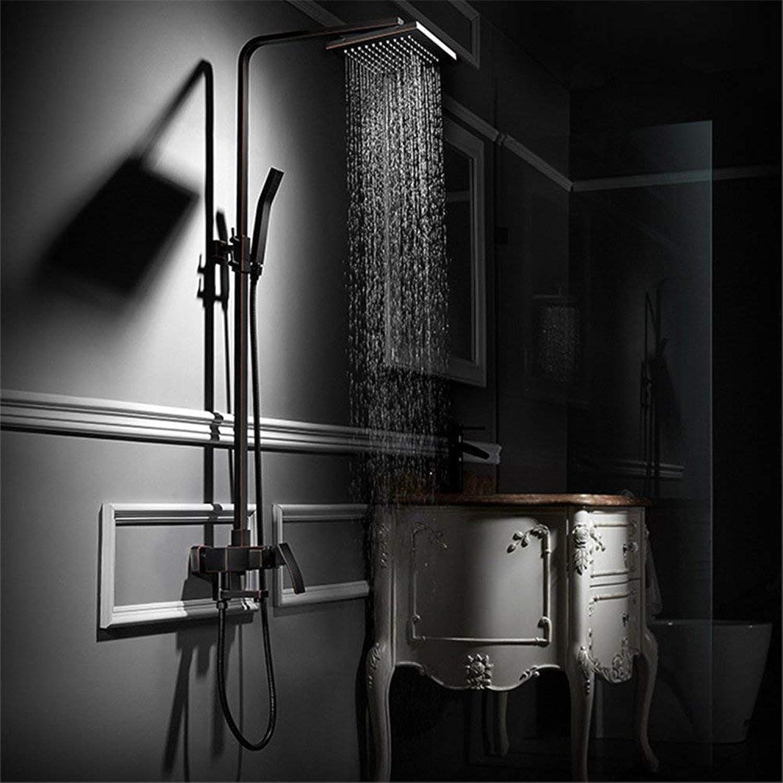 Alle Kupfer Schwarz antike Dusche, Dusche, Dusche, Dusche, Dusche, Dusche, Dusche,