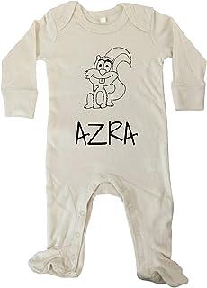 JOllify JOllipets Baby Strampler Langarm - AZRA - 100% BIO - Variante: Tiere Zoo