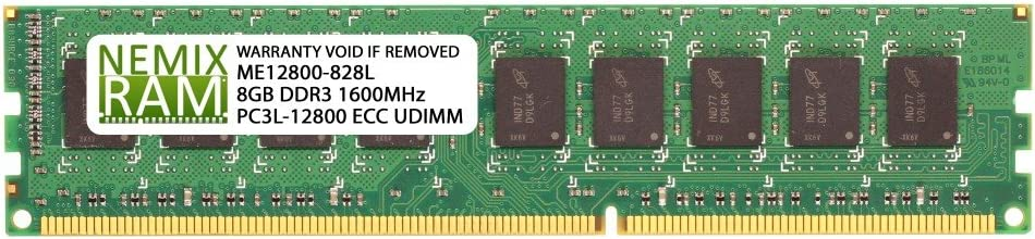 SNP96MCTC/8G A6960121 8GB for DELL PowerEdge T110 II by Nemix Ram
