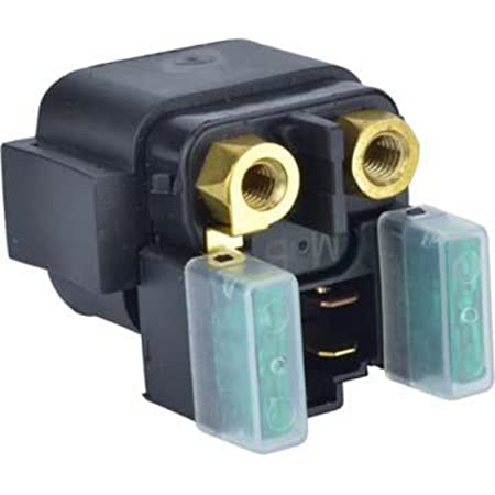 TWO NEW STARTER SOLENOID RELAYS FOR YAMAHA V-MAX VMX1700 2009-2011
