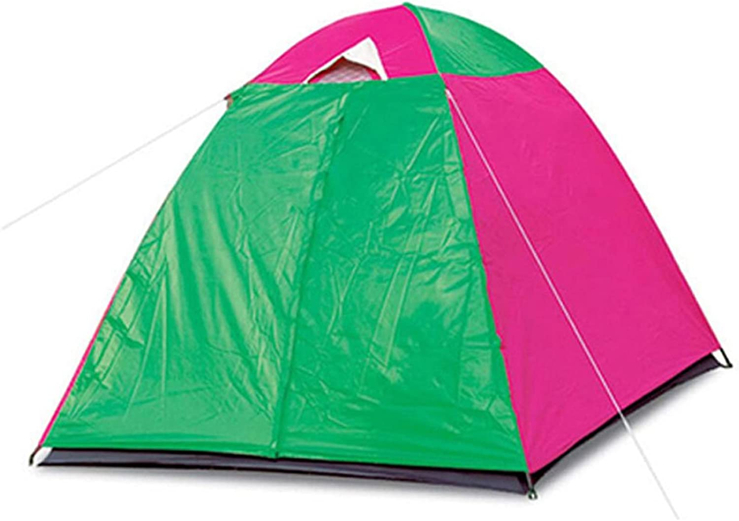 Doublelayer Tents 56 People Camping Leisure Tent Rainproof Windproof Family Outdoor Tent