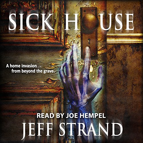 Couverture de Sick House