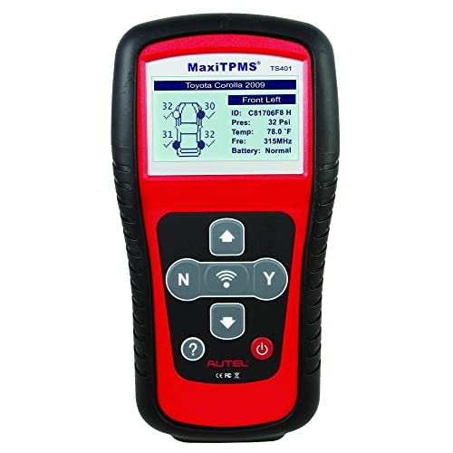 EL-50448 Auto Tire Pressure Monitor Sensor TPMS Relearn Reset Activation for GM