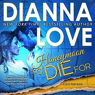Honeymoon to Die For cover art