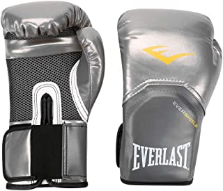 b29bbbc60 Luva Pro Style Elite Training - Everlast - PRATA - 10 OZ