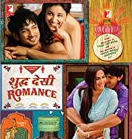 Shuddh Desi Romance DVD COLLECTOR