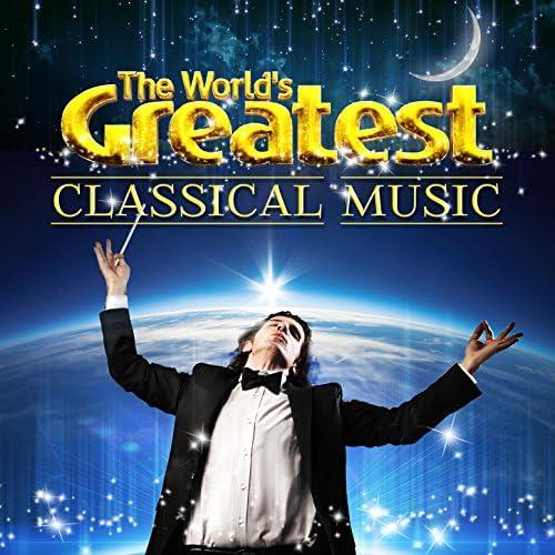 Wolfgang Amadeus Mozart, Johann Sebastian Bach & Frédéric Chopin