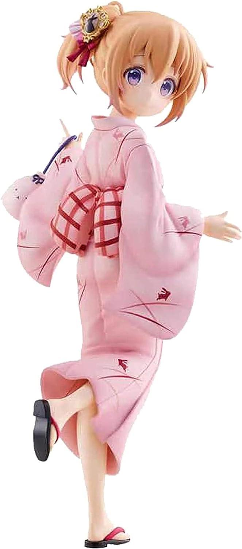 Hoto security Kokoa Action Figures Anime Inexpensive Mo Collectible Toy Statue 23Cm