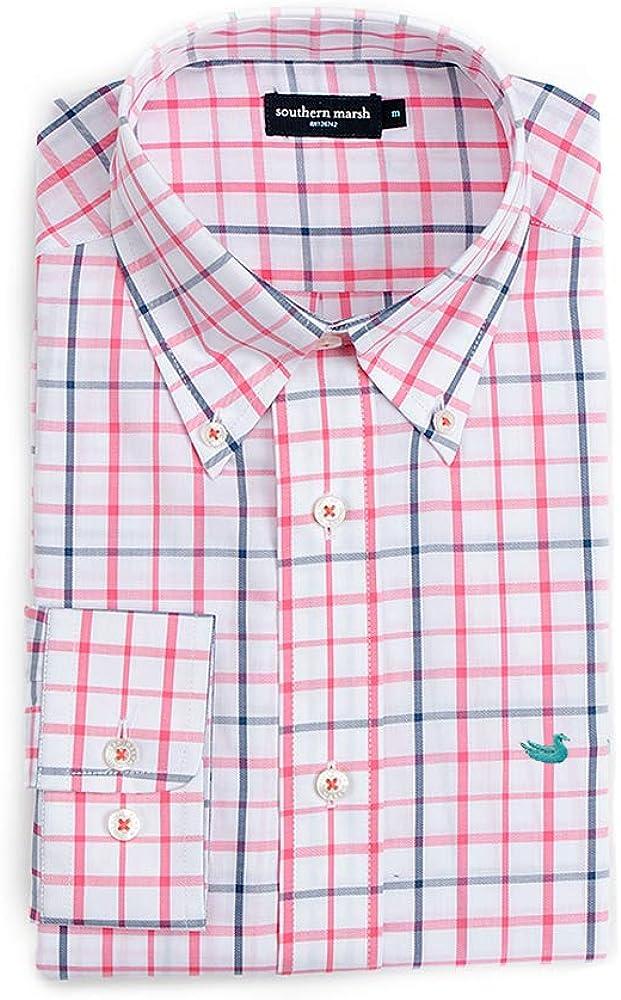 Southern Marsh Catahoula Tattersall Dress Shirt