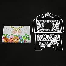 ZUILEE New Flower Heart Metal Cutting Dies Stencils DIY Scrapbooking Album Paper Card