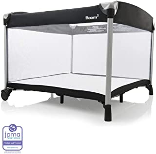 Joovy New Room2 Portable Playard, Black