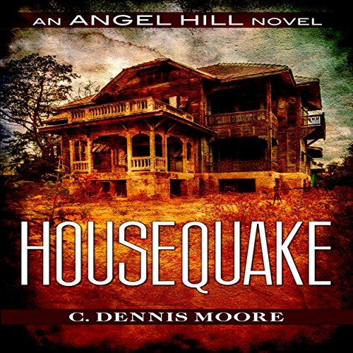 Housequake audiobook cover art