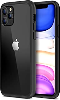 """XDesign HyperPro Series Designed for Apple iPhone 11 Pro Case (2019 5.8"""") Slim Fit/GXD Cushion Drop Protection - Black"""