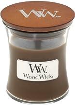 Woodwick Small Amber & Incense Candle, Multi-Colour, 98041E