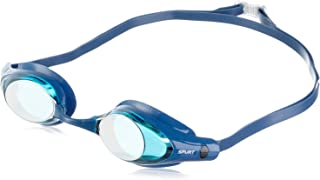 SPURT Mirrored Lens Swimming Goggles SW-8AF Blue