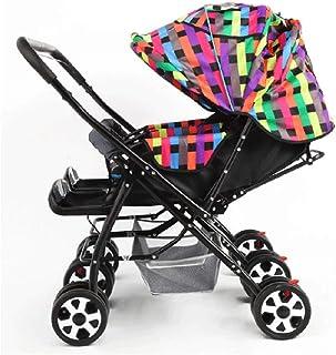 Amazon.es: Doble - Carritos con capazo / Carritos y sillas ...