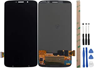 HYYT Replacement for Motorola Moto Z3 Play LCD Digitizer Screen LCD Display and Touch Screen Assembly (Black)