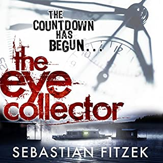 The Eye Collector cover art