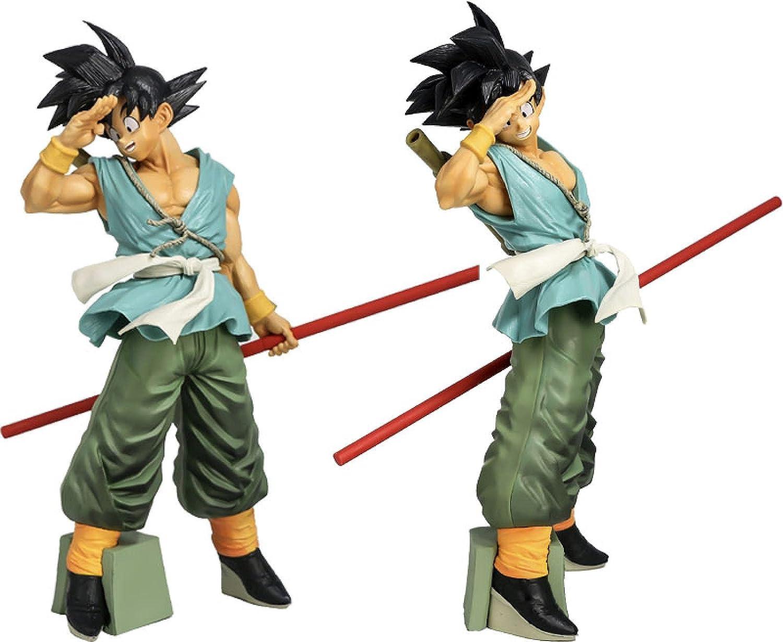 Anime Dragon Ball Super Z Big Son Wand Golden Goku Actio New products world's highest quality List price popular Goodbye