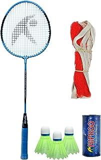 Hipkoo Pro HR 13 Badminton Set with Badminton Bag Badminton Kit