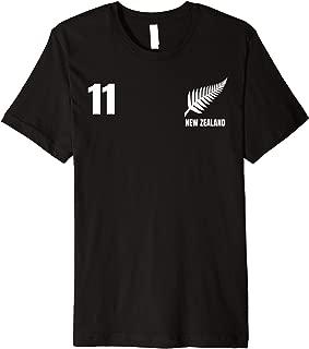 New Zealand Rugby Football Jersey Shirt
