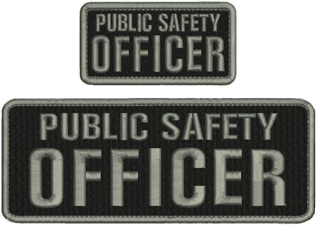 Embroidered Patch - Patches for Office Safety Omaha Mall Women Public High quality new Man