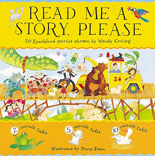 Read Me A Story Please: 50 Read aloud stories