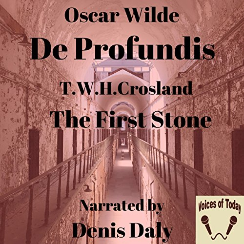 De Profundis and the First Stone audiobook cover art