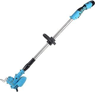 Z-COLOR 21V teleskopisk trådlös häck trimmer inbyggd litiumjon batteri, topiary shears, handhållen trimmer, trådlösa saxar...