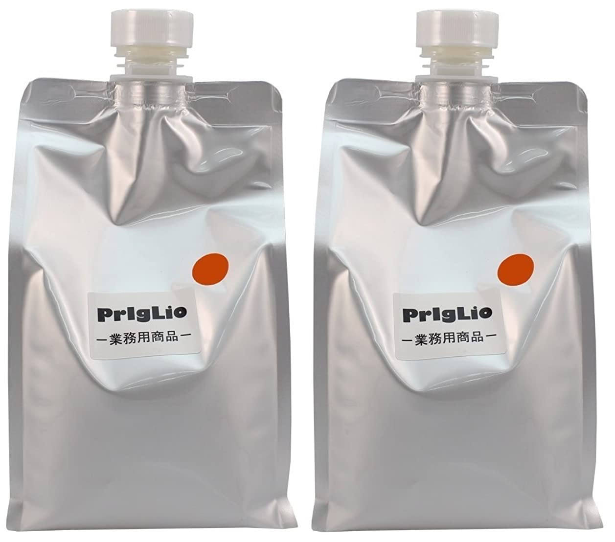 トリッキーヒント勧める【2個セット】プリグリオ D ヘアー サプリメント オレンジ 900ml