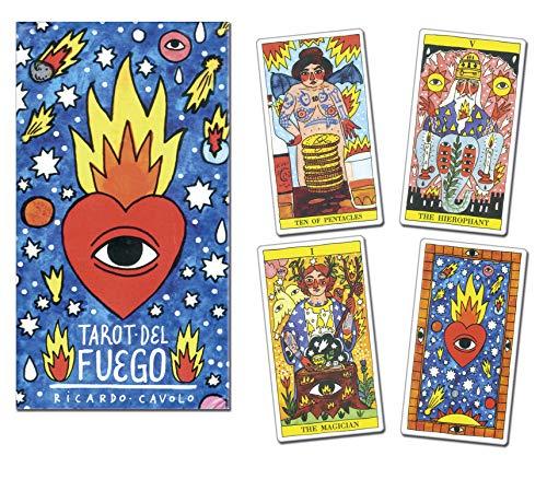 Tarot del Fuego