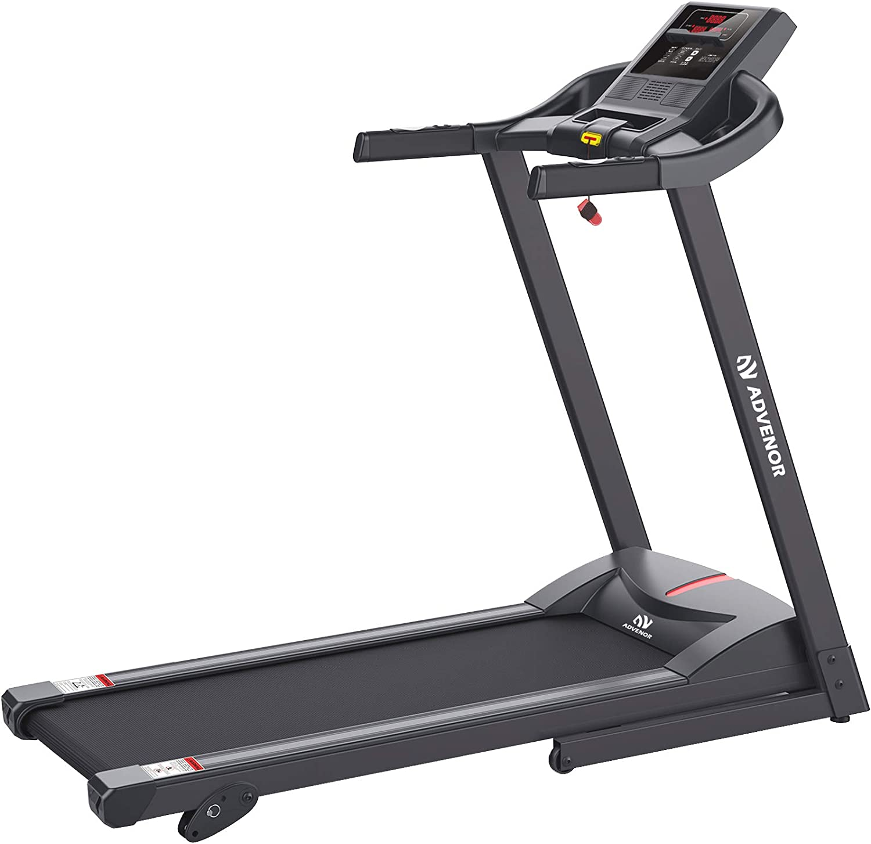 ADVENOR Treadmill Motorized Treadmills 2.5 Outlet sale feature Electric Super-cheap HP M Running