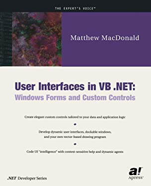 User Interfaces in VB .NET: Windows Forms and Custom Controls