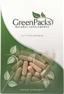 GreenPacks® Ashwagandha Extract (High-Potency) Supplement - 90 Capsules